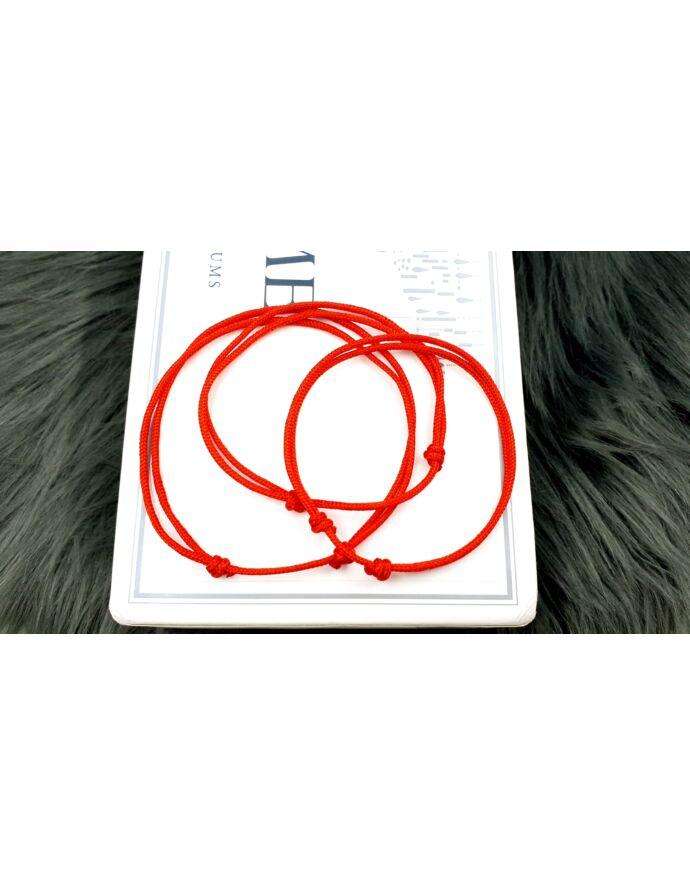 Kabbala védelmező piros karkötő_1 ajándékötlet, kabbala karkötő, védelmező karkötő, piros fonal karkötő, piros zsimór karkötő